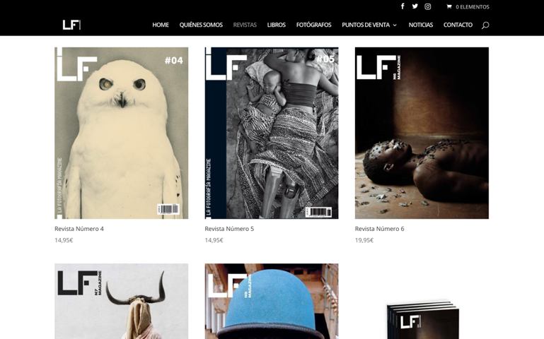 Revista LF Magazine